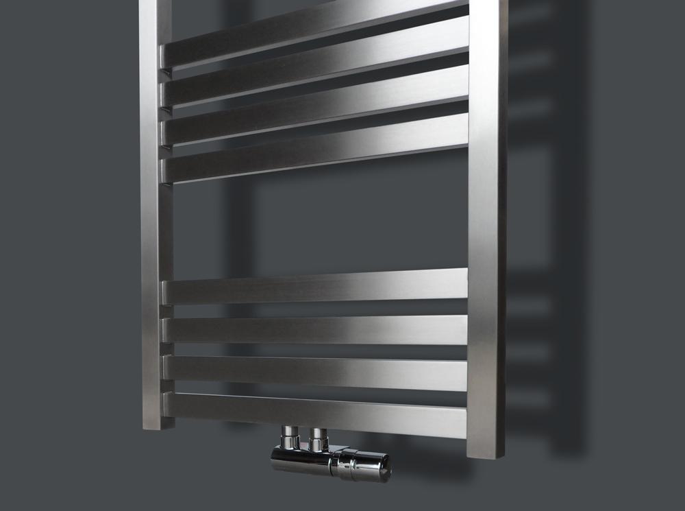 Design radiator badkamer aansluiten u e wibma ontwerp