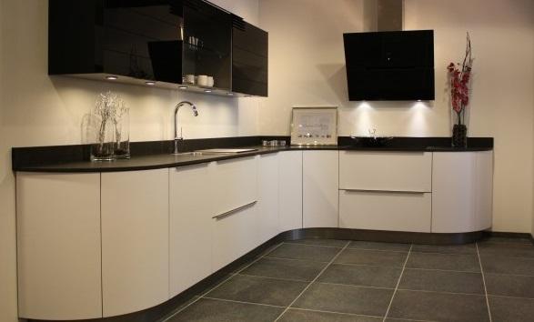 ... Keuken: Op zoek naar een strakke rvs look achterwand voor de keuken