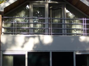 RVS-balkon-hek