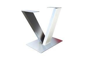Rvs Onderstel Tafel : Rvs eet en salontafels bd rvs designs